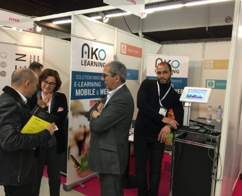 ilearning forum 2017 : l'équipe AKOlearning
